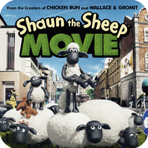 Shaun The Sheep Movie Dolls