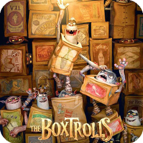 All the best dolls and toys from the smash hit animation,The Boxtrolls - now including the latest McDonald's Happy Meal toys!